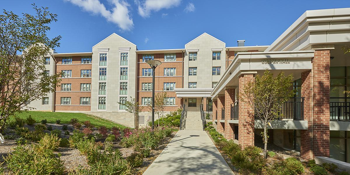 South Residence Halls
