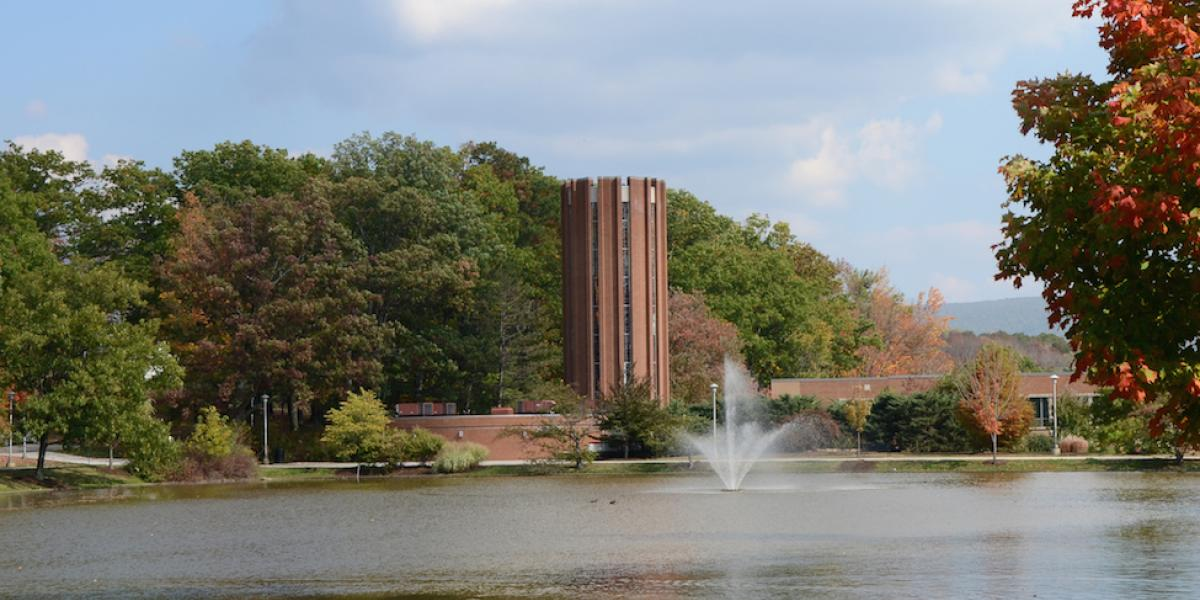 Altoona Campus Duck Pond