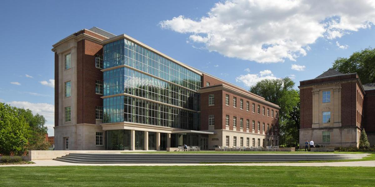 Biobehvarioal Health Building