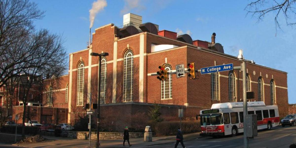 West Campus Steam Plant