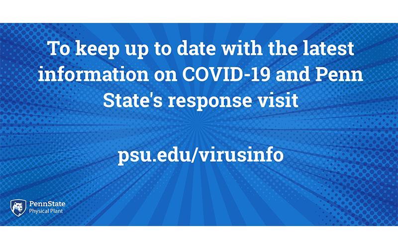 Coronavirus PSU
