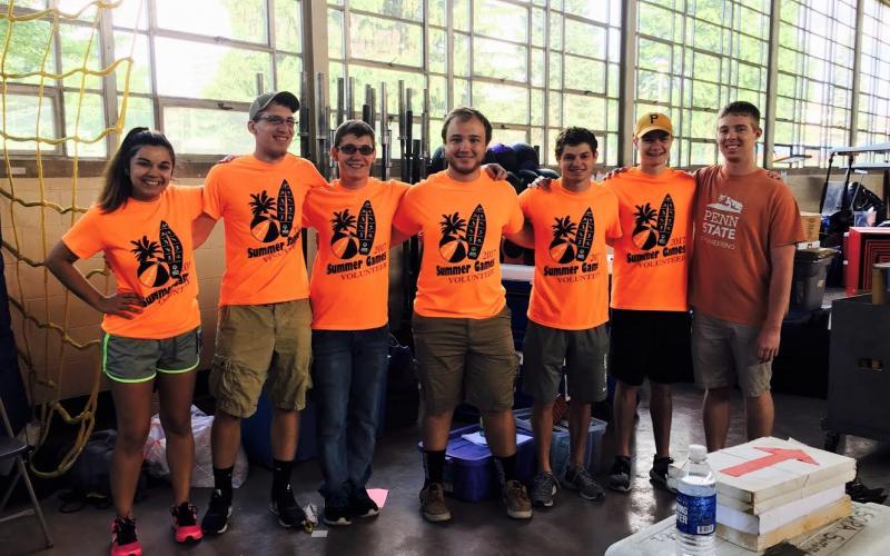 Photo of OPP interns.