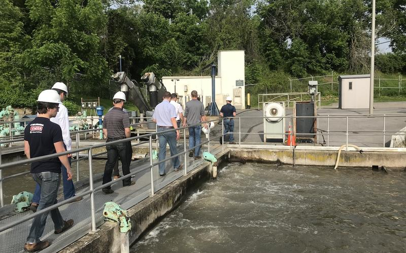 Wastewater systems