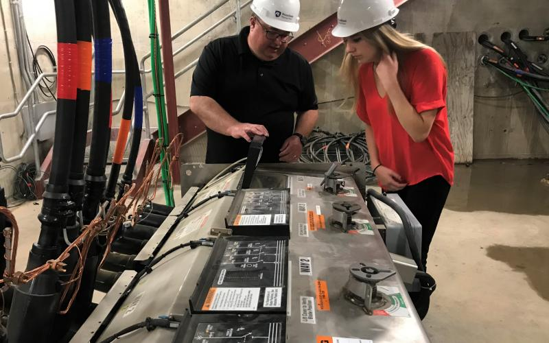 Electrical Distributions tour