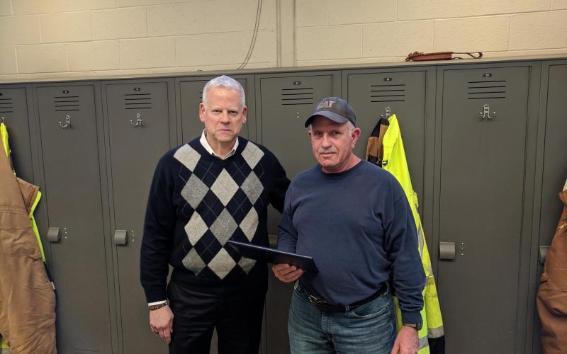 Gary Shilcosky and Phillip Melnick