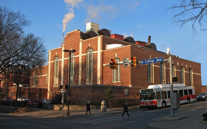 West Campus Steam Plant