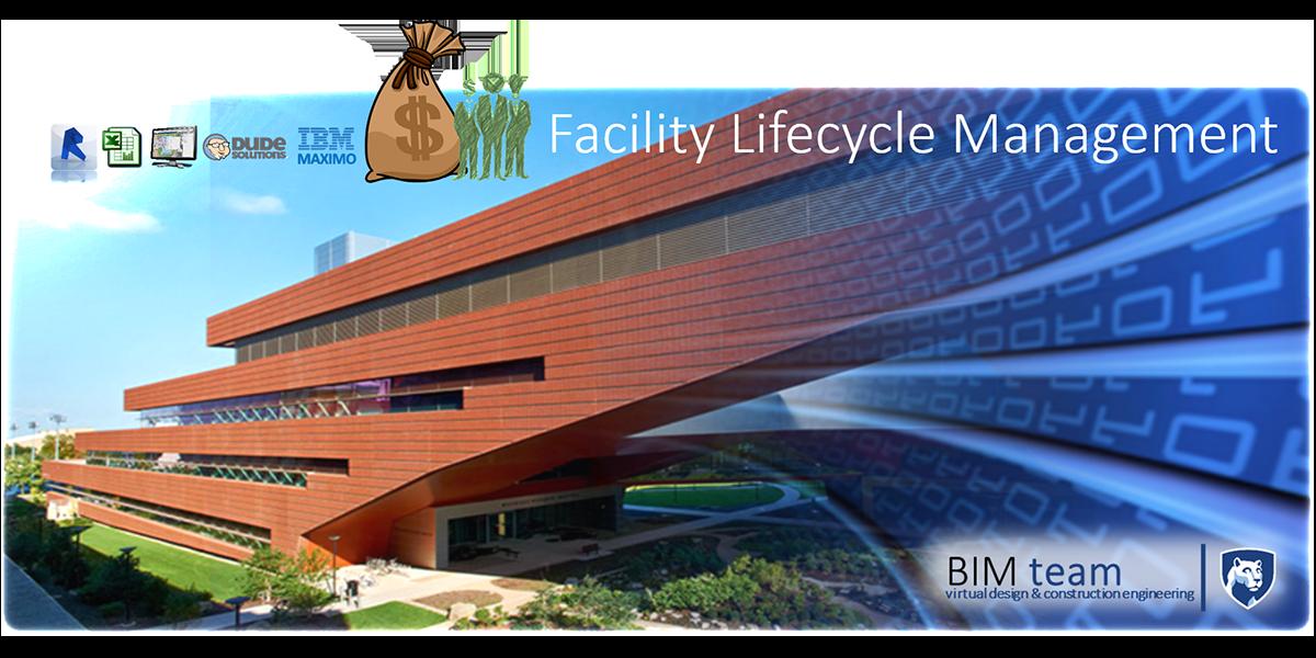 PSU OPP BIM Facility Life Cycle Management